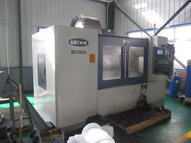 (machining center) extron m1320a vertical machining center