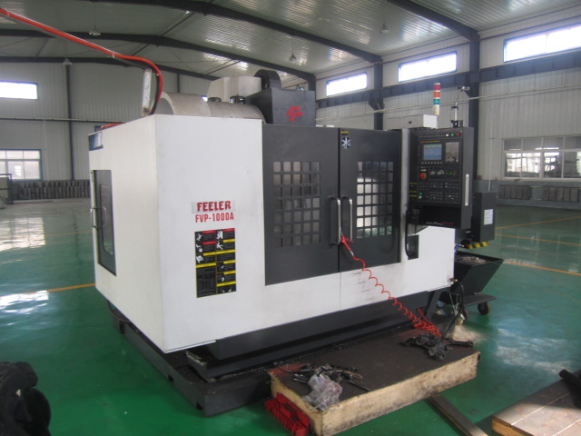 (machining center) feelea-fvp-1000a vertical machining center