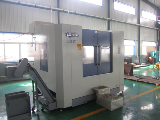 (machining center) exon lh117 horizontal machining center